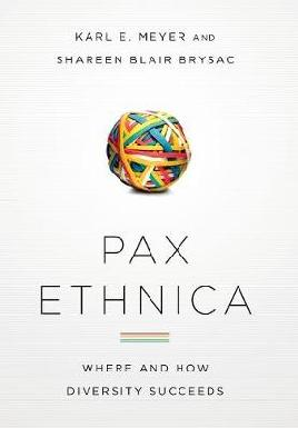 Catalogue link for Pax ethnica: Where and why diversity suceeds