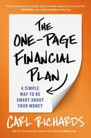 Cover of The One page financial plan