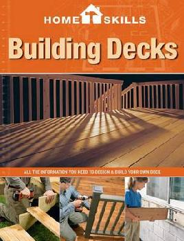 Cover of Building Decks