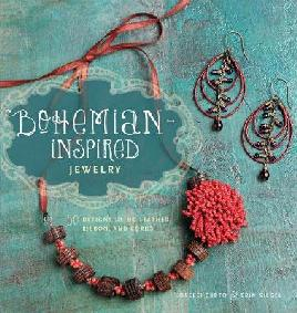 Cover of Bohemian Inspired Jewelry
