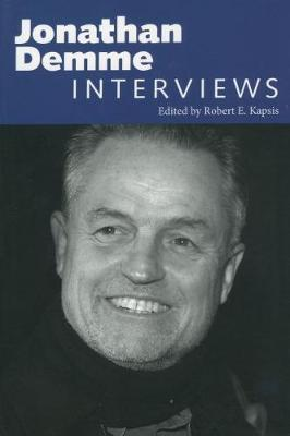 Cover of Jonathan Demme Interviews