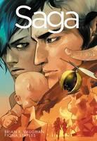 Cover of Saga, vol 1