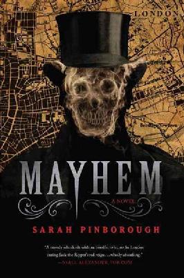 Cover of 'Mayhem' by Sarah Pinborough