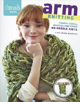 Cover of Arm knitting