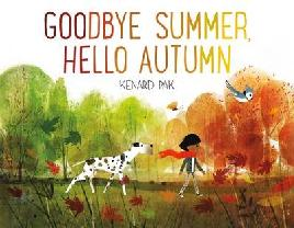 Cover of Goodbye summer, hello autumn