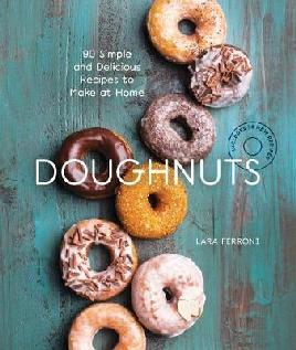 Catalogue link for Doughnuts: 90 Simple and Delicious Recipes to Make at Home