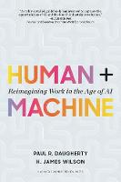 Cover of Human + machine