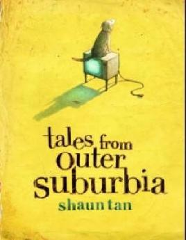 Cover: Tales of Outer Suburbia