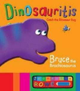 Cover of Bruce the Brachiosaurus