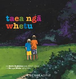 Book Cover of Tae Nga Whetu