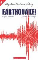Book Cover of Earthquake