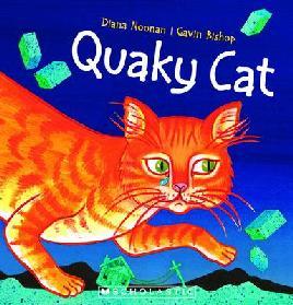 Cover of Quaky Cat