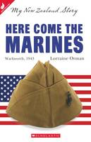 Book Cover of Here Come The Marines