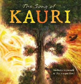 Book Cover of The Song of the Kauri