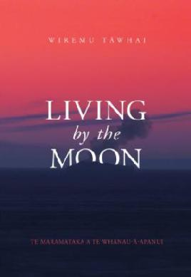 Cover of Living by the moon