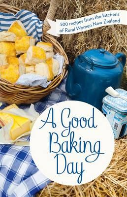 Cover of A Good Baking Day