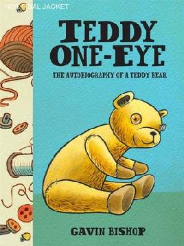 Book cover of Teddy one-eye