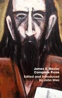 Cover of James K. Baxter