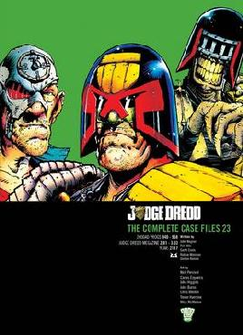 Judge Dredd: The complete case files. 23