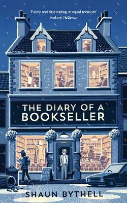 Cover of The diary of a bookseller
