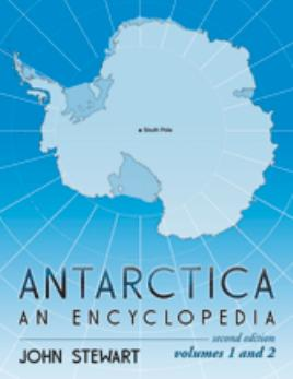 Cover of Antarctica An Encyclopedia