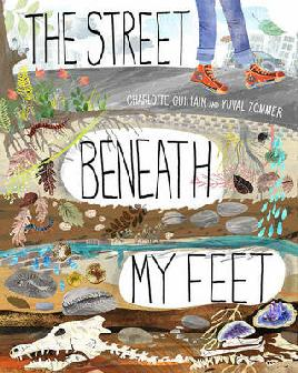 Cover of The street beneath my feet