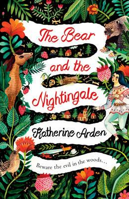 Cover of The Bear and the Nightingale