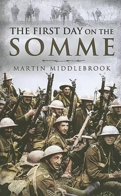 Cover of The first day on the Somme
