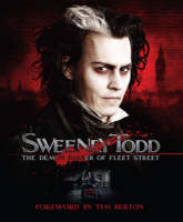 Cover of Sweeney Todd the demon barber of Fleet Street