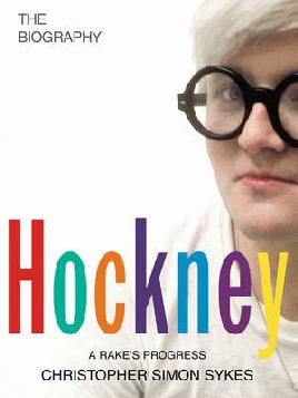 Cover of Hockney Volume 1: the Biography