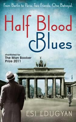 Cover of Halfblood blues