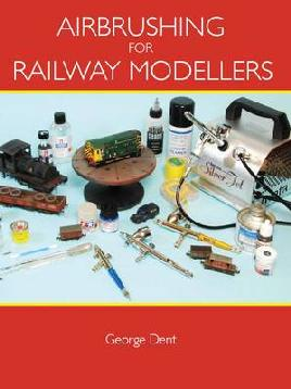 Cover of Airbrushing for railway modellers