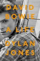 Cover of David Bowie: a life