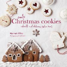 Cover of Cute Christmas cookies