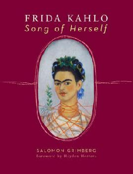 Cover of 'Frida Kahlo Song of Herself'