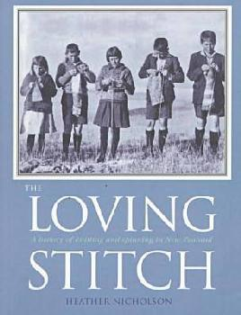 Cover of The loving stitch