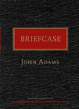 Cover of Briefcase