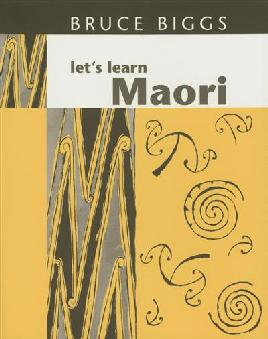 Cover of Let's learn Maori