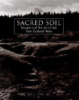 Cover of Sacred soil