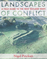 Cover of Landscapes of conflict