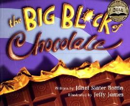 Book Cover of The Big Block of Chocolate