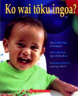 Cover of Ko wai toku ingoa?