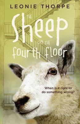 Book Cover of Sheep on the Fourth Floor