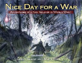 Cover of A Nice Day for a War