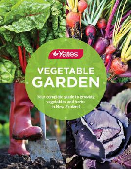 Cover of Yates vegetable garden