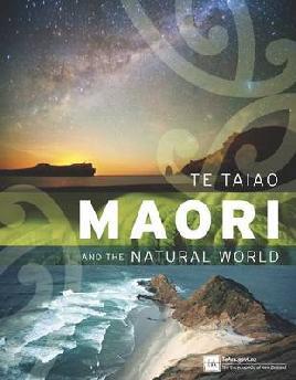Cover of Te taiao Maori