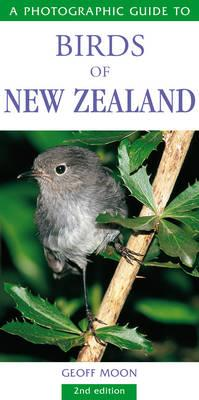 Cover of A photographic guide to birds of New Zealand