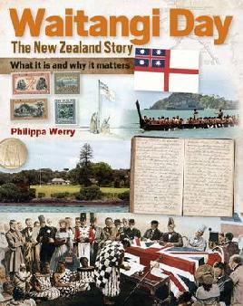 Cover of Waitangi Day