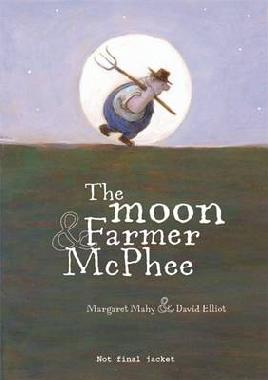 Cover of The Moon and Farmer McPhee
