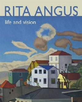 Cover of Rita Angus, Life and vision